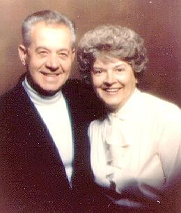 John and Doris Llopes,early 1980's